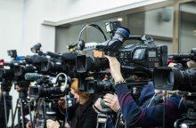 Apklausa: pasitikėjimas žiniasklaida auga
