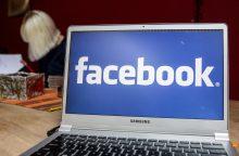 """Dėl kanapių reklamos """"Facebook"""" fiksavo žalingo turinio augimą internete"""