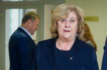Trys Seimo komitetai turi naujas vadoves
