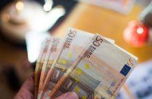 Finansų ministerija nepritaria progresiniams mokesčiams