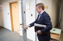 R. Karbauskis įregistravo pataisą dėl atviro balsavimo