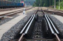 Per naktį ant geležinkelio bėgių – dvi mirtinos nelaimės