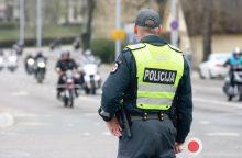 Ketvirtadienį – ypatingas kelių policijos projektas