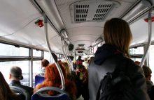 Dieną be automobilio – nemokama kelionė viešuoju transportu
