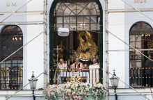 Vilniuje pradedama tvarkyti Aušros Vartų koplyčia