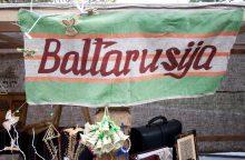 Vilniuje palaikomi protestai Baltarusijoje