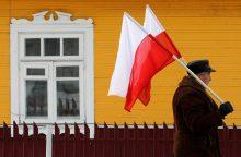 Lenkijos lietuviai abejoja, ar referendumas išspręs jų pilietybės klausimą