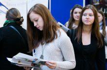 Į EHU priimta šiek tiek mažiau studentų nei pernai