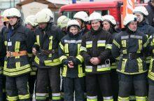 Ugniagesiai atlyginimams didinti prašo papildomų 5 mln. eurų