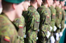Į atsargą išėję kariai – neišnaudotas lojalios darbo jėgos potencialas