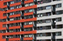 """Santaupas """"įdarbina"""" į naujus butus Vilniuje"""