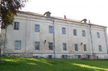 Buvusiame vienuolyno pastate norima įkurdinti Raseinių merą