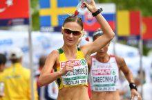 Rekordinis sezonas B. Virbalytę-Dimšienę įkvėpė siekti naujų aukštumų
