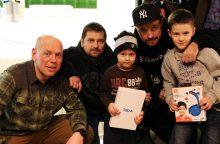 Garsūs atlikėjai koncerte palaikys vėžiu sergančius vaikus