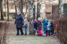 Apklausa: 6 iš 10 tėvų susidūrė su vietų darželiuose trūkumu