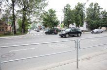 Keičiasi eismas šalia Kalvarijų turgaus: atidaryta H. Manto gatvė