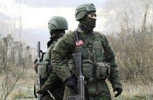 Savaitgalį Šiauliuose treniruosis savanorių pajėgos