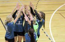 Baltijos moterų tinklinio čempionato finalo aštuonetas vyks Lietuvoje