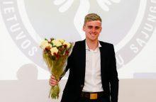 Išrinktas naujas Lietuvos sveikuolių sąjungos prezidentas