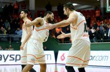"""Turkijos taurė pirmąkart – """"Banvit"""" ir G. Oreliko rankose"""