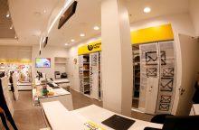 Vilniuje duris atveria dar vienas modernizuotas pašto skyrius
