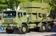 Norvegija oro gynybos sistemas NASAMS Lietuvai perduos iki 2020 metų