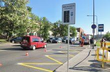 Vilniaus vairuotojams – svarbus įspėjimas