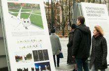 Įdomu, kaip atrodys Lukiškių aikštės paminklas, – užsukite į parodą
