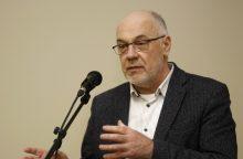 R. Lazutka apie pensijų reformą: tai yra posūkis 180 laipsnių kampu