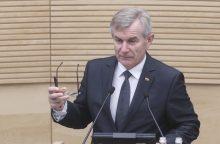 VTEK spręs, ar L. Matjošaitytė teisėtai vyko į privatų renginį Portugalijoje