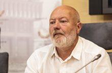 Klaipėdos uosto 1,9 mln. eurų ieškinį E. Gentvilui nagrinės Vilniaus teismas