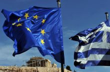 R. Šadžius Briuselyje spręs Graikijos finansines problemas