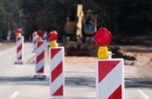 """Planuojama dar vieno """"Via Balticos"""" ruožo rekonstrukcija"""