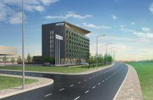 Vilniuje – viešbučių statybų bumas: dar vienas išdygs prie oro uosto