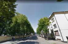 Kaune rengiamasi rekonstruoti Griunvaldo gatvę