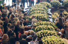 Oficialiai patvirtinta: Genujoje sugriuvus viadukui žuvo 43 žmonės