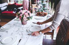 Kalėdų vaišėms lietuviai šiemet ketina išleisti daugiau