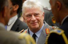 Į Lietuvą atvyksta Vokietijos kariuomenės vadas
