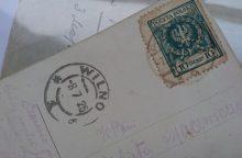 Vilniaus miesto istorija – pašto korespondencijos spauduose