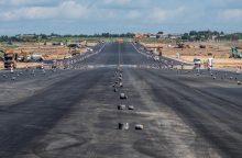 Vilniaus oro uostas po rekonstrukcijos jau pasiruošęs priimti skrydžius