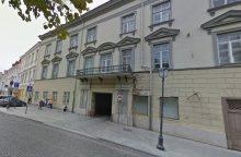 Istoriniuose Pacų rūmuose Vilniuje iškils aukščiausios klasės viešbutis