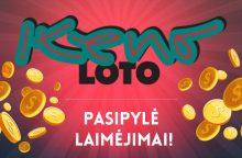 Kodėl 10 000 Eur laimėtoja nedrįso skambinti į loteriją?
