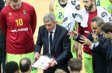 """Triumfuojantis """"Barcelona"""" treneris: pergalė Kaune mus įkvėps ir akistatai Madride"""