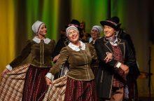 Paskelbtos geriausios Lietuvos liaudies šokių grupės