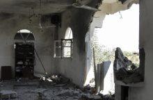 Egipte per išpuolį mečetėje žuvo mažiausiai 85 žmonės