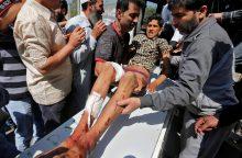 Indijoje per ministro kortežo užpuolimą žuvo trys žmonės, dar 23 – sužeisti