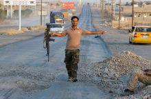 Po Bagdado karinės operacijos Irako kurdai sako esą atviri deryboms