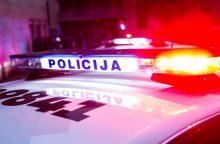 Vilniuje registruota keliolika avarijų, nukentėjo du žmonės