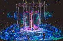 "Skelbiami papildomi ""Cirque du Soleil"" šou ""Toruk – the First Flight"" pasirodymai"