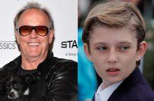 """Aktorius P. Fonda atsiprašė už """"vulgarias"""" tviterio žinutes apie B. Trumpą"""